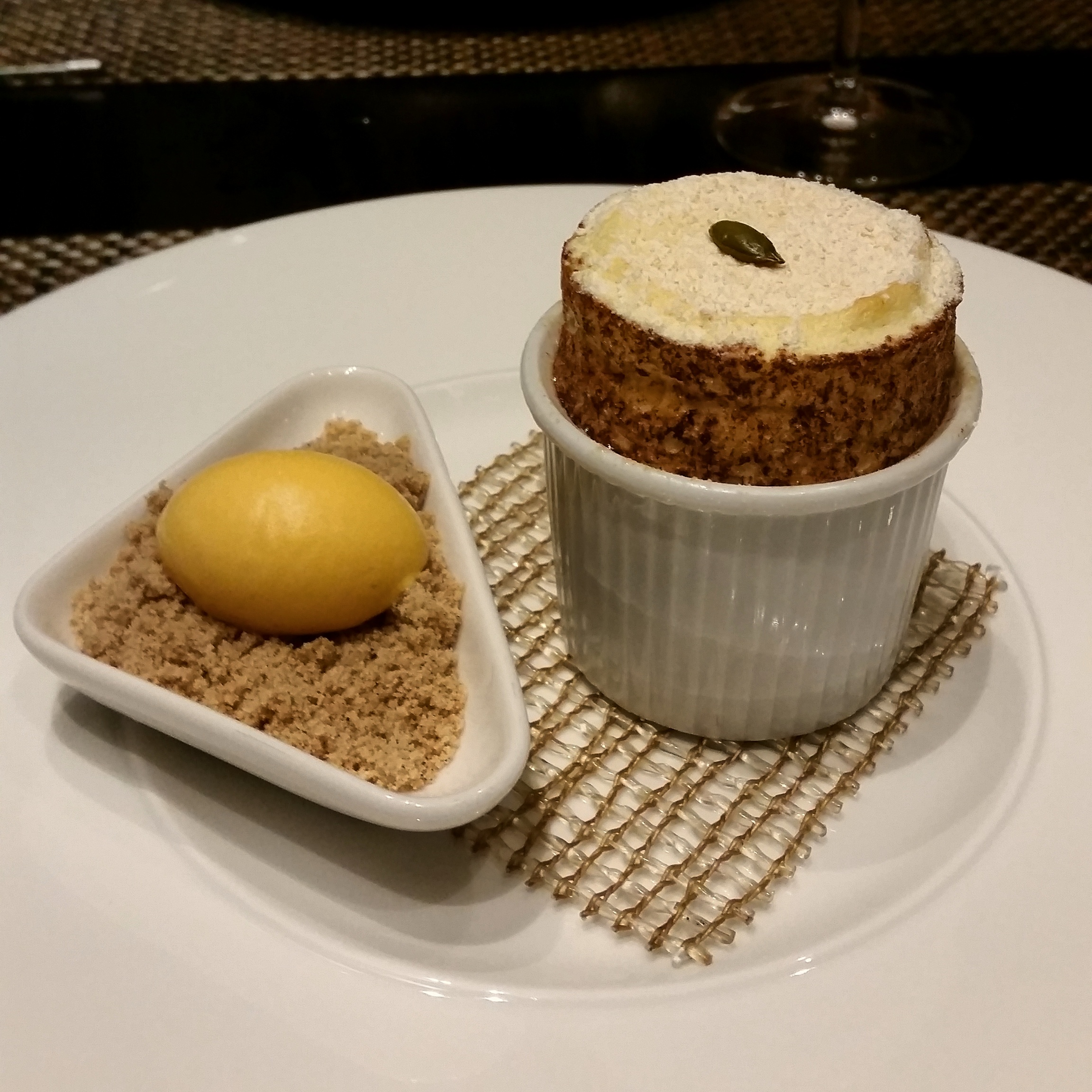 Castle Terrace, Edinburgh Restaurant Review