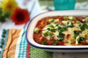 Spicy Mexican Quinoa Casserole from Supper in the Suburbs