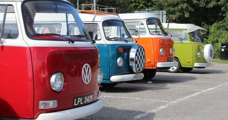 So you want to rent a VW Camper – top tips for glamping in a Classic VW Camper Van
