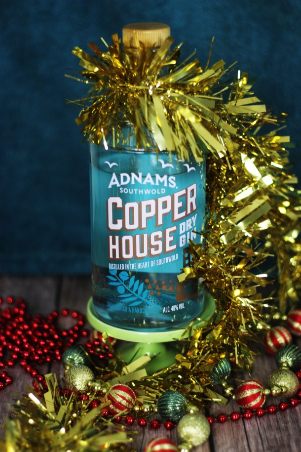 Adnams Gin is the perfect gift for a craft gin lover find more great gift ideas in the Supper in the Suburbs Gin Lovers Christmas Gift Guide