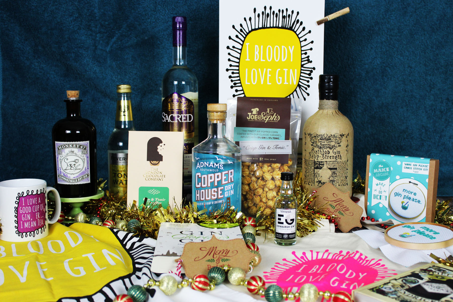 COMPETITION: Ultimate Gin Lovers Kit
