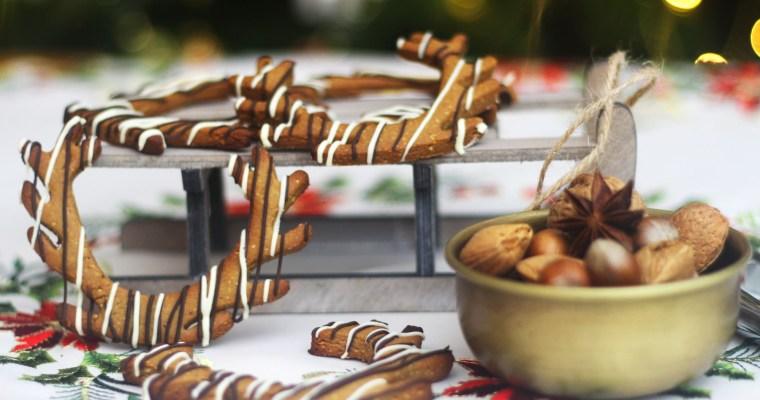 Cookie Swap – Reindeer Antler Lebkuchen