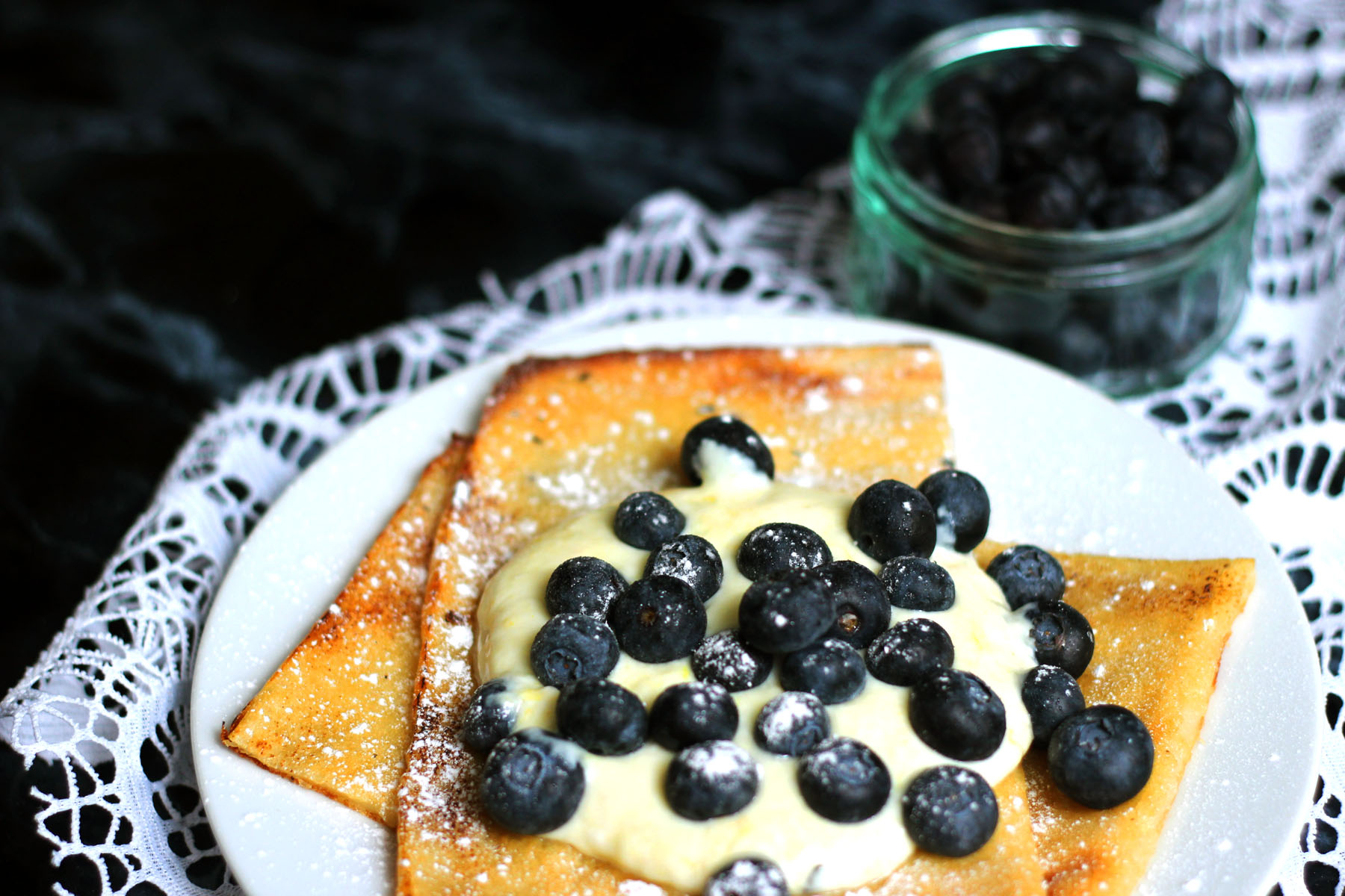 Scandinavian Oven Baked Pancakes