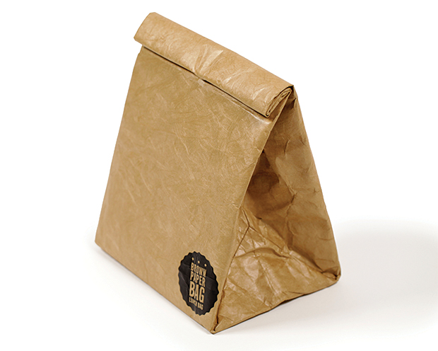 Luckies Brown Paper Bag