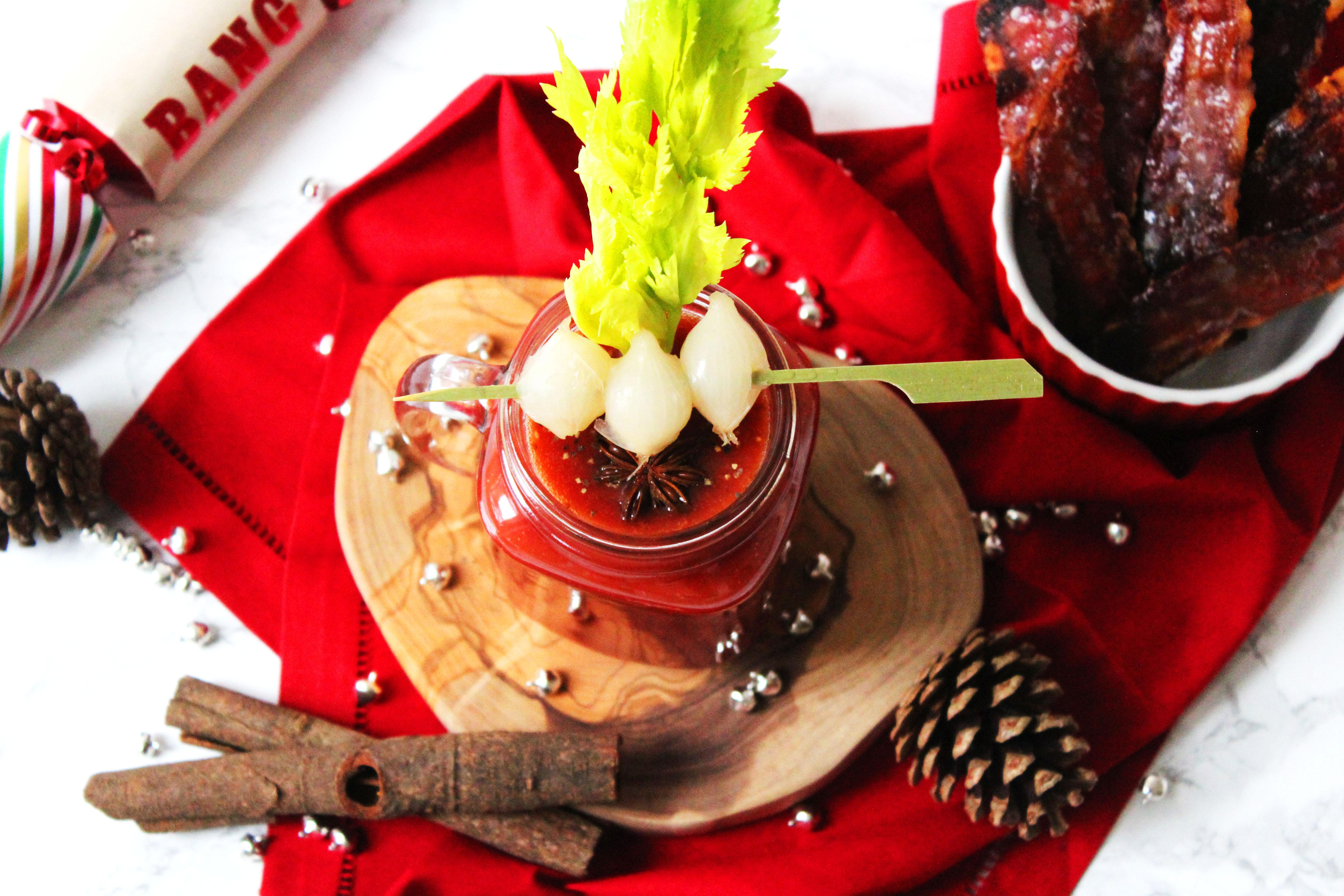 Festive Bloody Mary