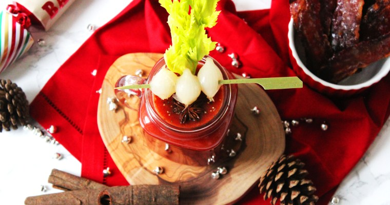 Festive Bloody Mary