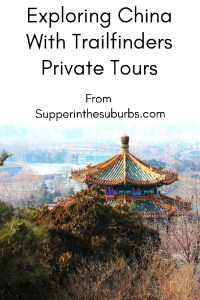Find out what to expect when exploring China with Trailfinders Private Tours from booking to arrivals, trips and departures.