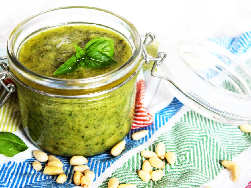 Everyone needs a classic homemade pesto recipe in their repertoire. Get my tried and tested recipe from Supper in the Suburbs!