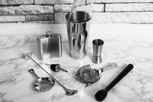 Check out the essential cocktail making kit from bar supplies company Bar Counter London.