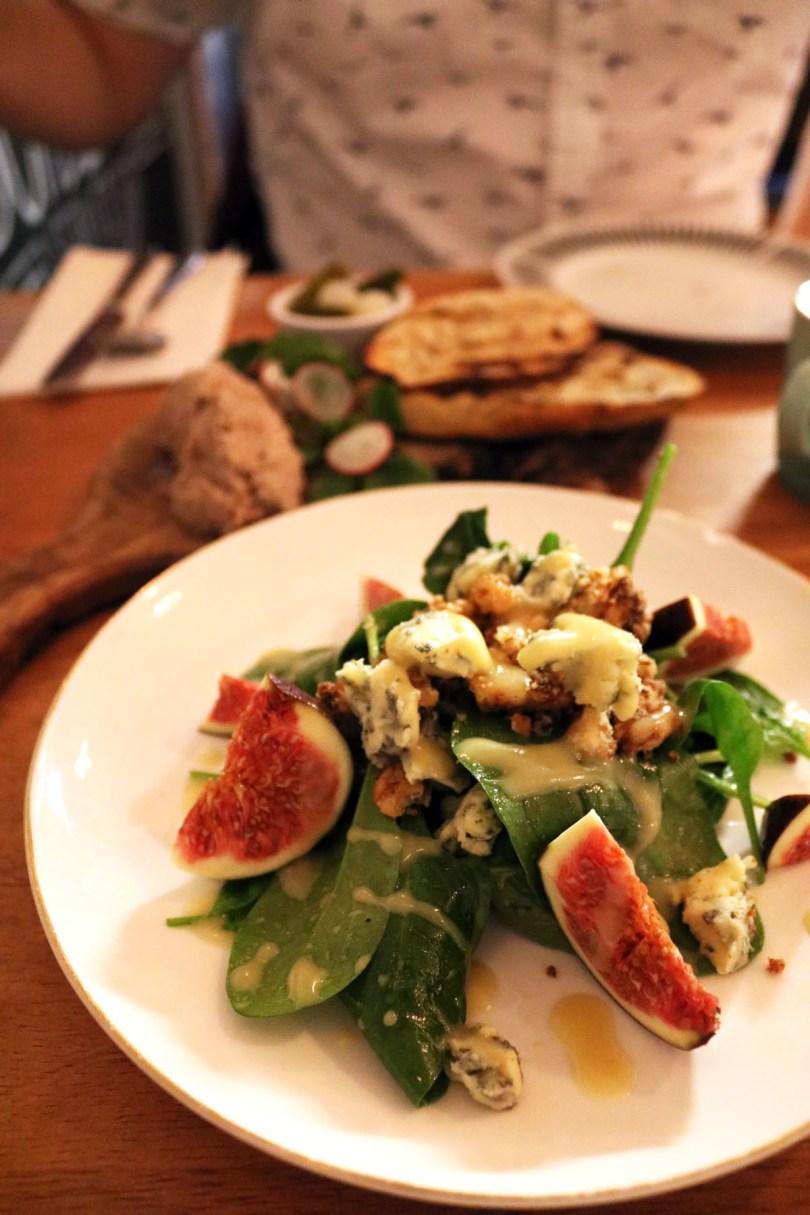 Figs Salad, Bordelaise, Broadway Market, Tooting