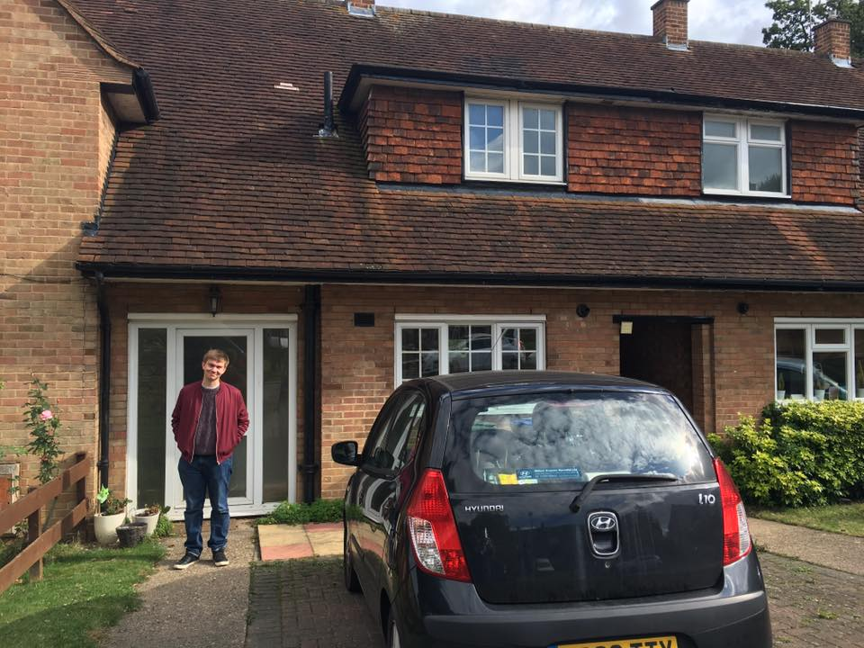 Buying our first home, one year on