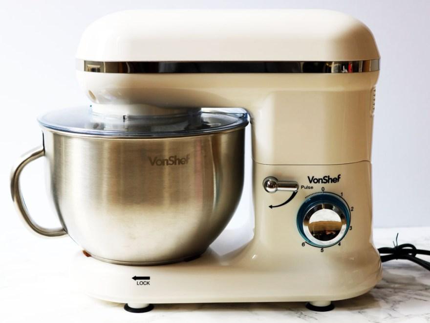 VonShef Cream Stand Mixer