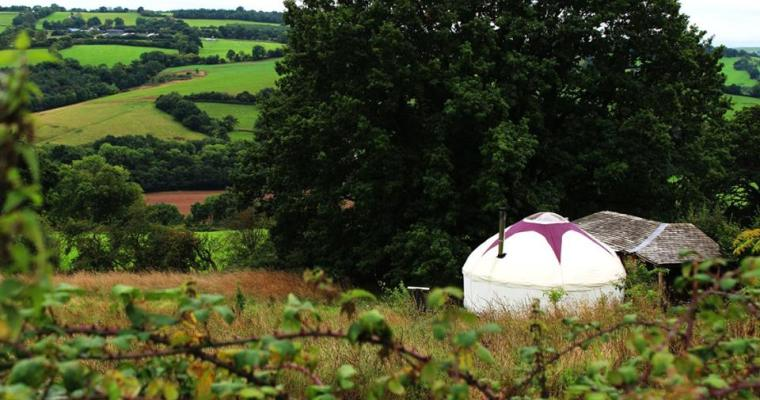 10 reasons to go glamping off-grid this summer