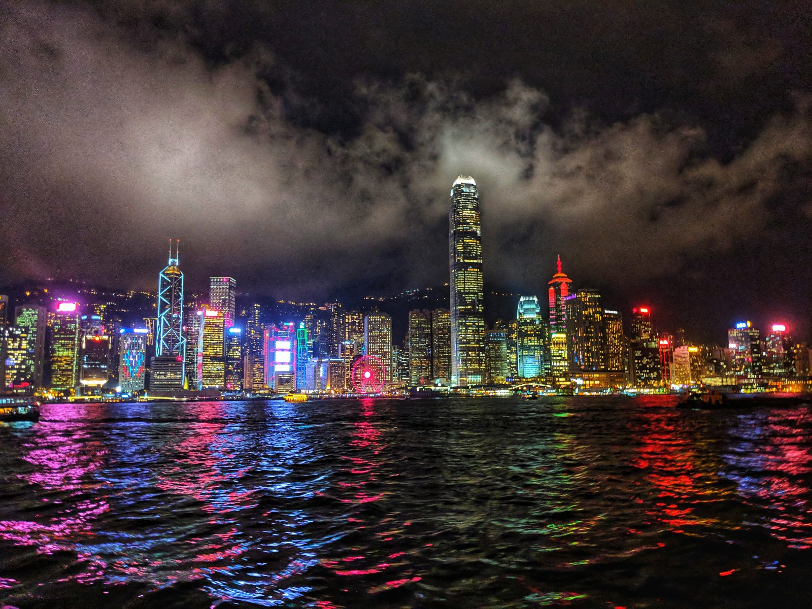 Itinerary: 5 nights in Hong Kong (business trip)
