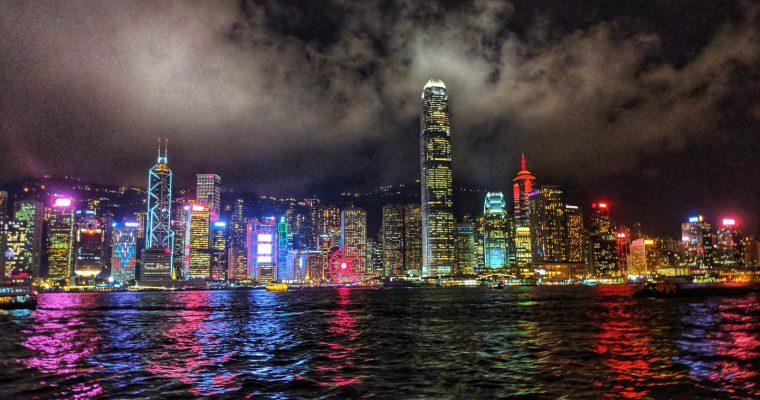 Itinerary: 5 nights in Hong Kong (business trip)