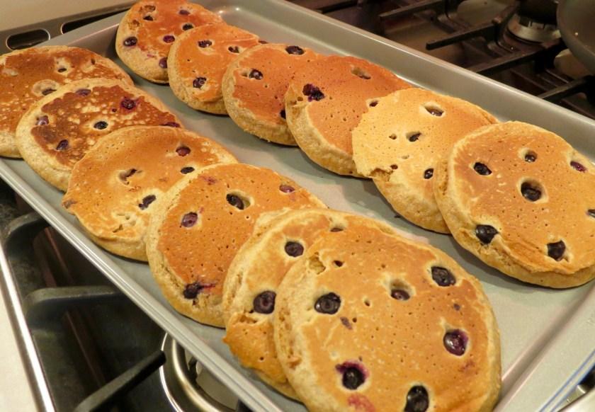 Blueberry-Whole-Wheat-Pancakes-finished