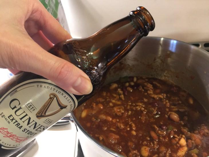 Guinness Chili Bottle