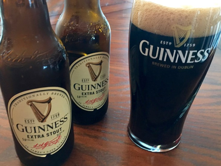 Guinness Chili Guinness Poured