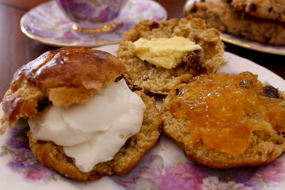 Irish Tea Scones Jam