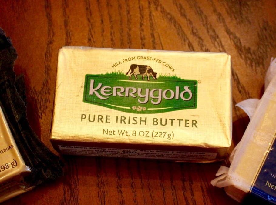 Potato Soup with Kerrygold Butter