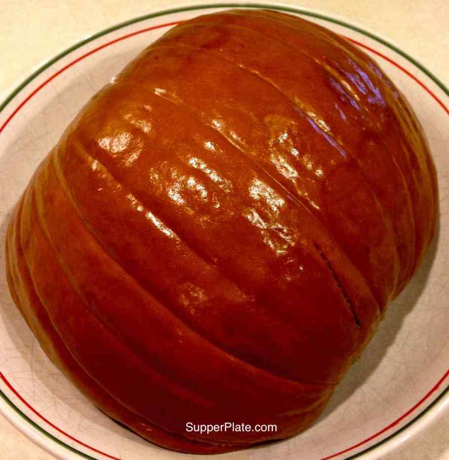 Microwave Pumpkins
