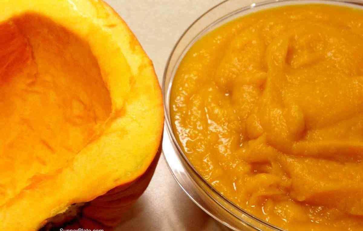 Pumpkin Puree Cover Picture