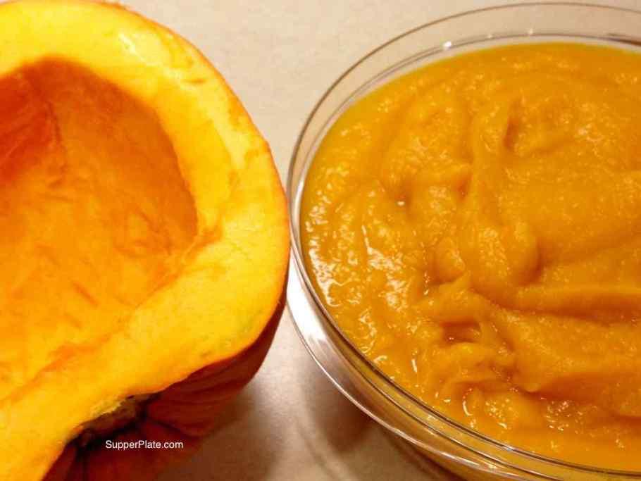 Pumpkin Puree Cover Picture