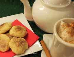 Sour Cream Drop Cookies final picture