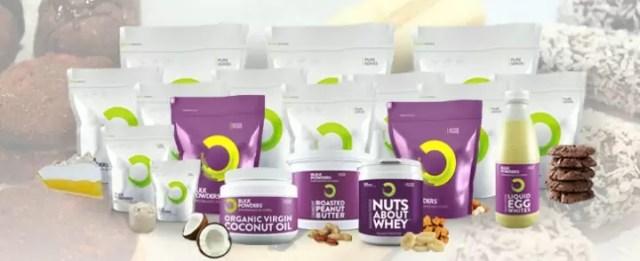 bulk powders voordeelpakketten