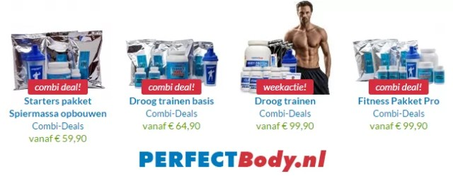 perfectbody combi deals