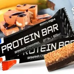 Crispy Protein Bars
