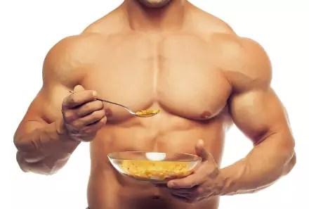 voeding spieren