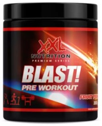 blast pre workout