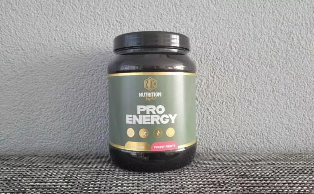 pro energy nutrition kartel