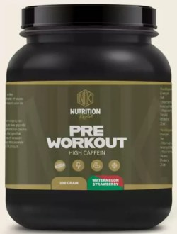 nutrition kartel pre workout