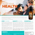 The 100% organic hemp CBD product.