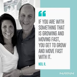 You get to grow and move fast!