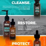 Cleanse to remove the bad. Restore the good. Protect the body!