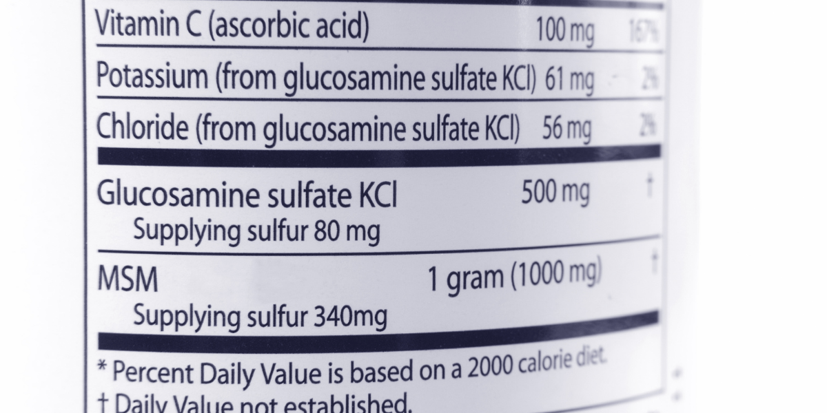 Glucosamine review