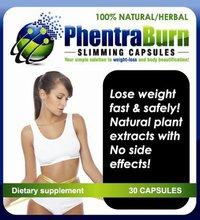 Phentraburn Slimming Capsules