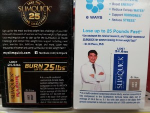 SlimQuick and SlimQuick Razor