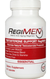 Regimen testosterone support
