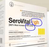 SeroVital HGH booster