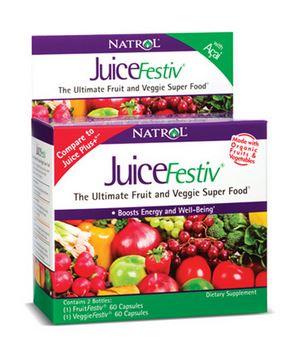 Juice-Festive-review