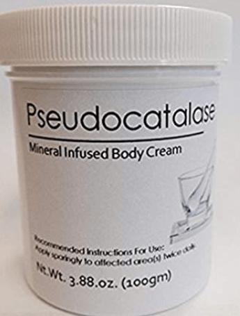 pseudocatalase-hair