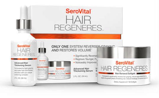Hair Regeneres
