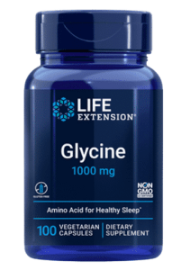 Glycine Life Extention Glycine is part of GlyNac supplements