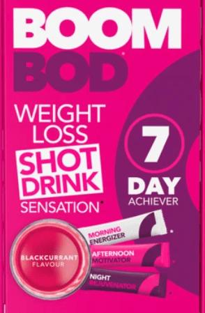 BoomBod Weight Loss Shot Drink
