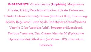 BoomBod ingredients