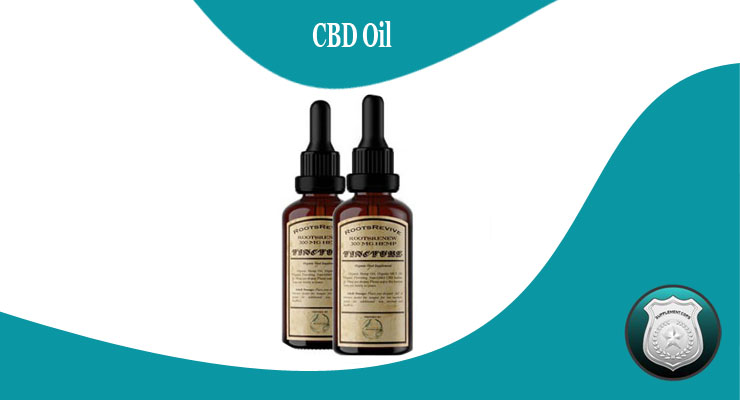 Roots Revive CBD Oil
